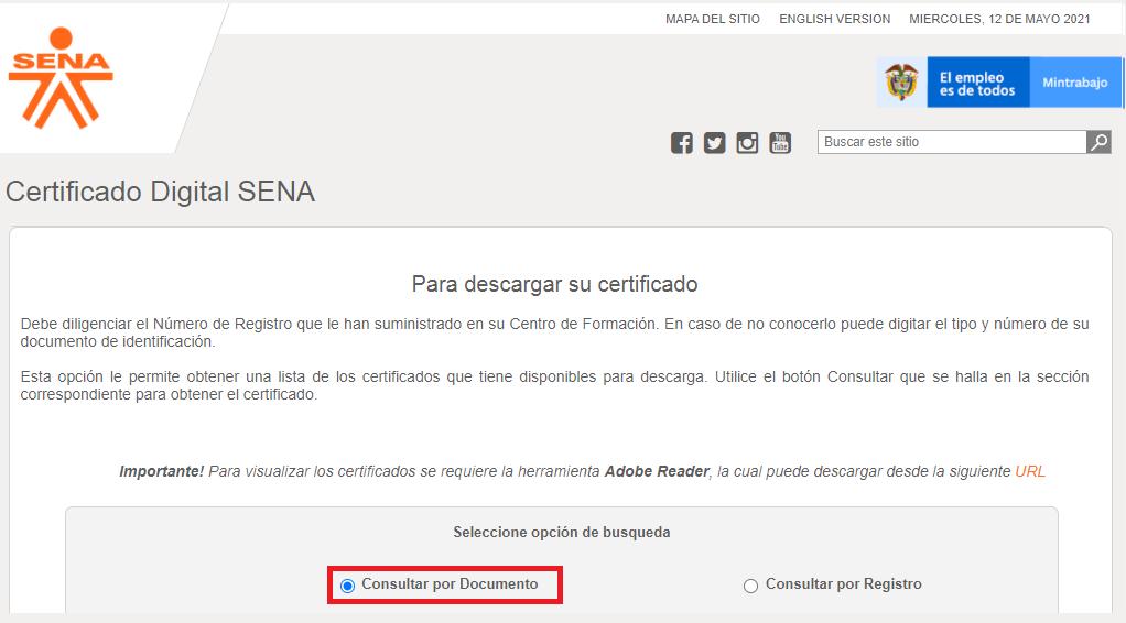 descargar certificado digital sena